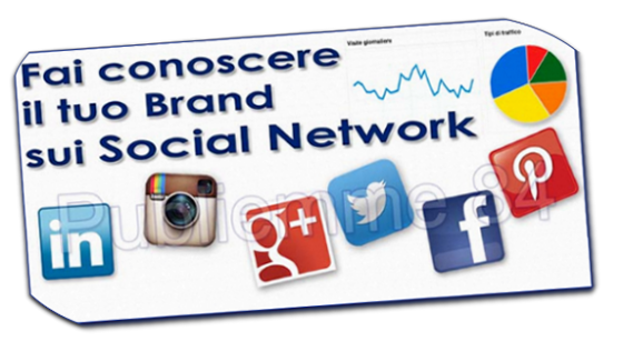 Campagne editoriale sui social network