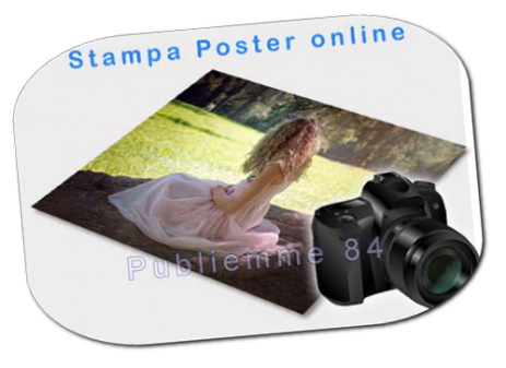 Stampa poster on line